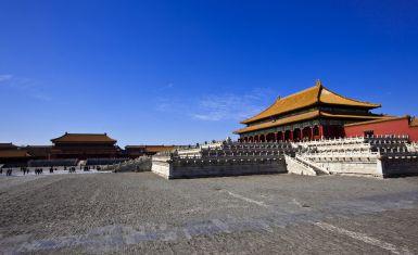 宿 宿北京 餐 無早餐 第2天 天安門廣場~故宮博物館-~北海公園
